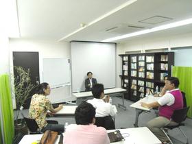 コンサルタント養成講座パワーミーティング(第1期卒業生向け)