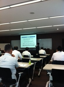 SMBCコンサルティング様主催のセミナーにて講演