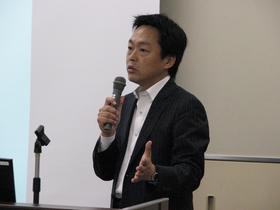 百五経済研究所主催のセミナーにて講演。