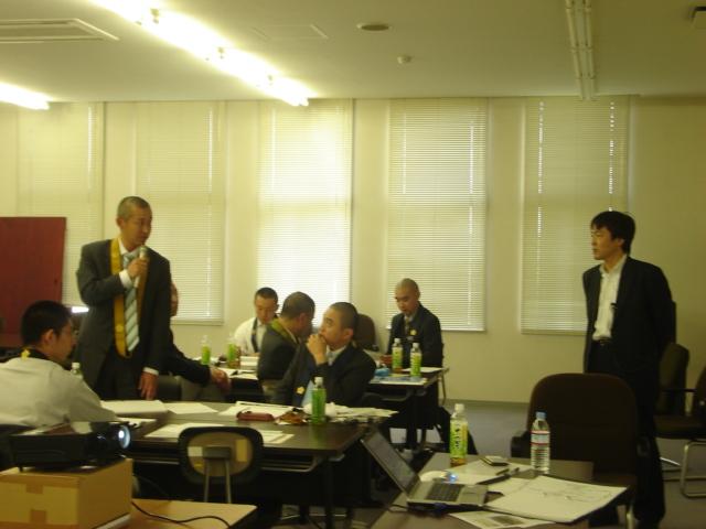 真言宗智山派教師総合研究会主催の研修にて講演。
