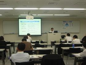 みずほ総合研究所主催のセミナーにて講演。
